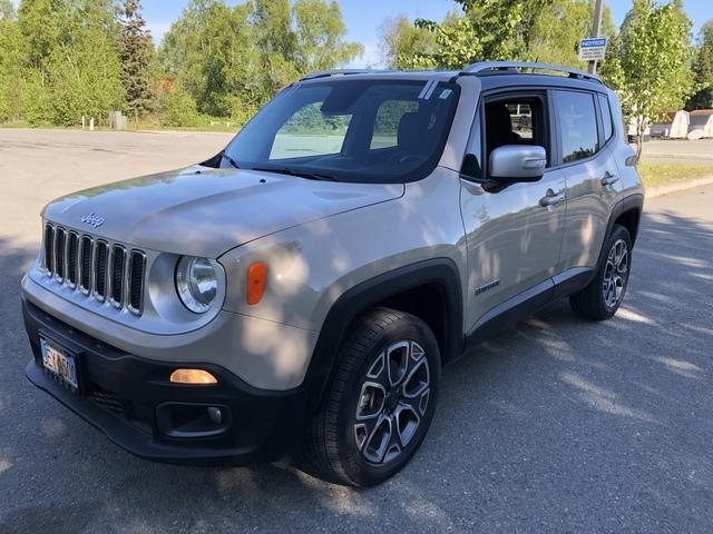 2016 Jeep Renegade U20717-1