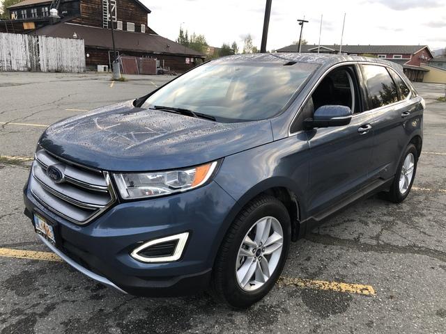 2018 Ford Edge U2074