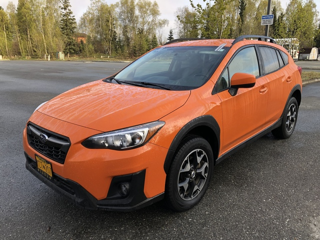 2018 Subaru Crosstrek U20850-1