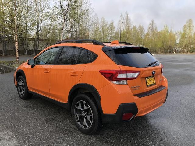 2018 Subaru Crosstrek (U20850-1)