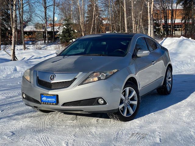 2010 Acura ZDX U21074-1
