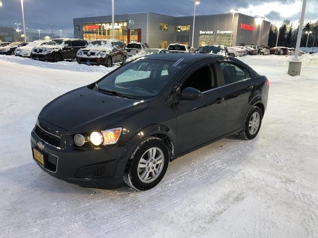 2015 Chevrolet Sonic U21082-2