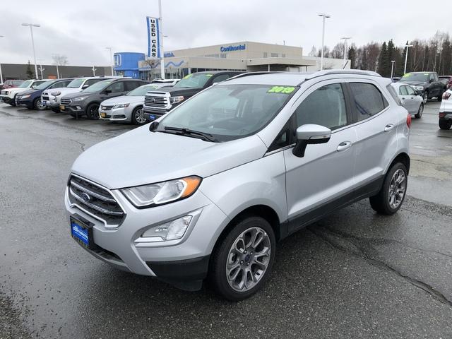 2019 Ford EcoSport U2109