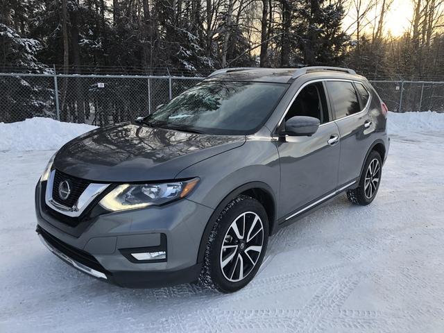 2019 Nissan Rogue U2121