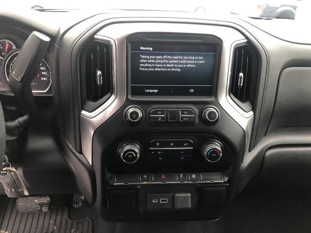 2019 Chevrolet Silverado 1500 (U2130)