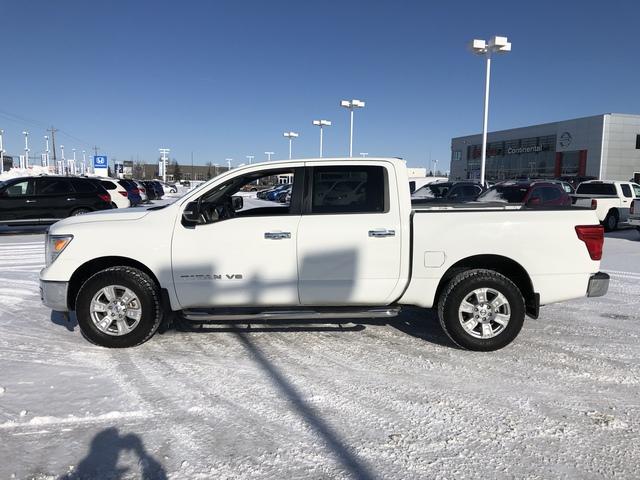 2018 Nissan Titan (U2131)
