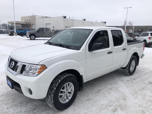 2019 Nissan Frontier U2133