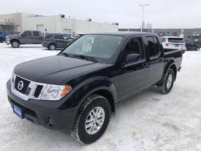 2019 Nissan Frontier U2134