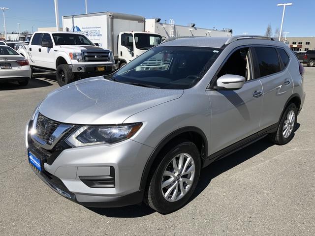 2018 Nissan Rogue U2136