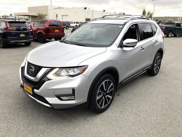2019 Nissan Rogue U2182