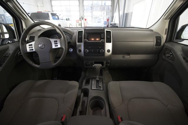 2017 Nissan Frontier (U4941)