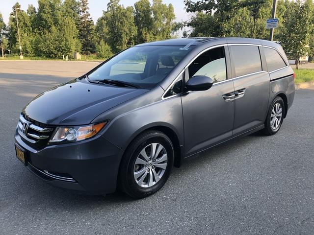 2017 Honda Odyssey U5034