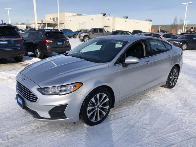 2019 Ford Fusion U5082