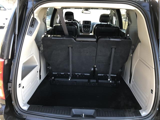 2019 Dodge Grand Caravan (U5087)