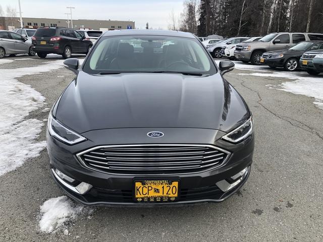 2018 Ford Fusion U5090