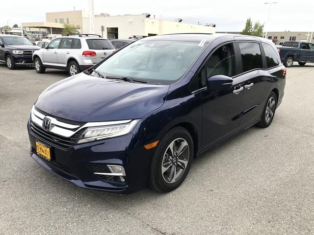 2019 Honda Odyssey U5116