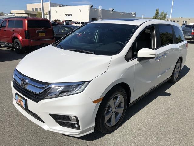 2020 Honda Odyssey U5122