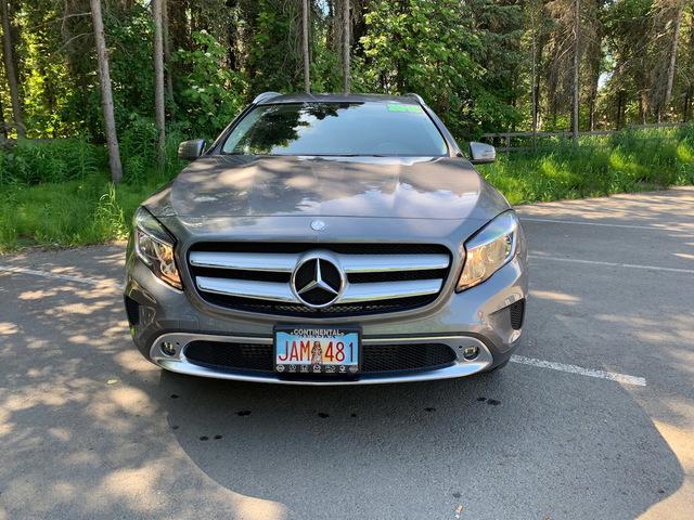 2015 Mercedes-Benz GLA-Class (U56532-1)