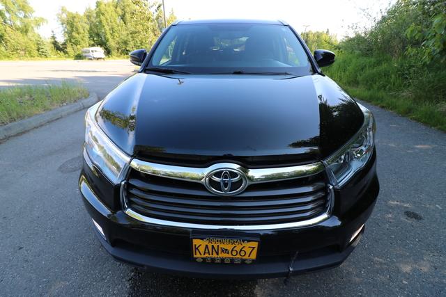 2016 Toyota Highlander (U56827-1)