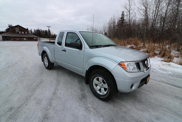 2012 Nissan Frontier (U56996-1)