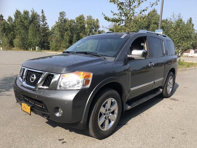 2012 Nissan Armada U57180-2