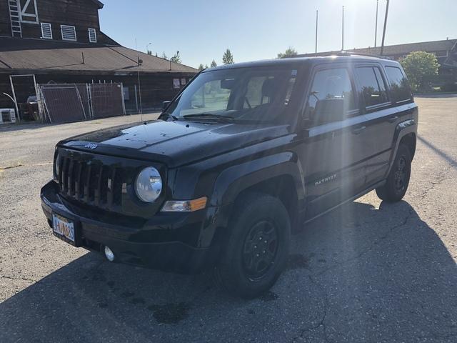 2016 Jeep Patriot U57193-1