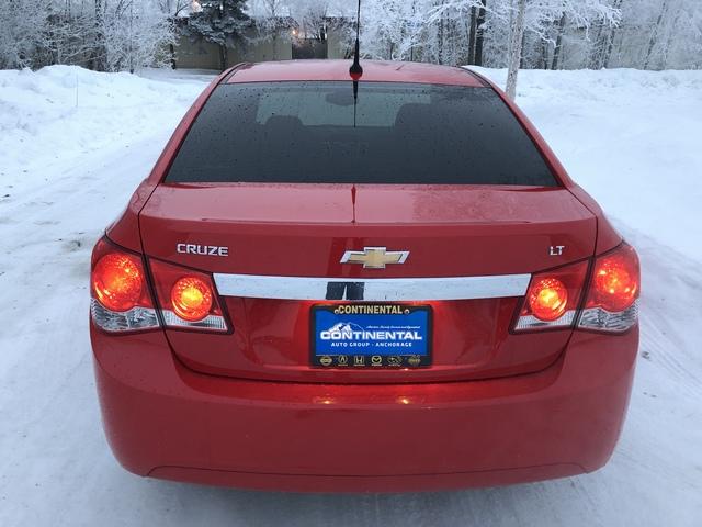 2014 Chevrolet Cruze (U64818-1)
