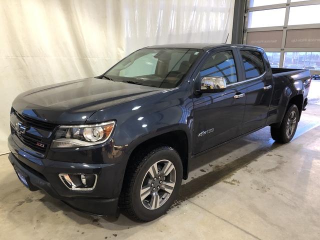 2018 Chevrolet Colorado U66214-6