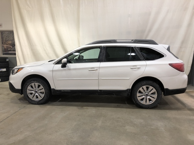 2017 Subaru Outback (U66321-1)