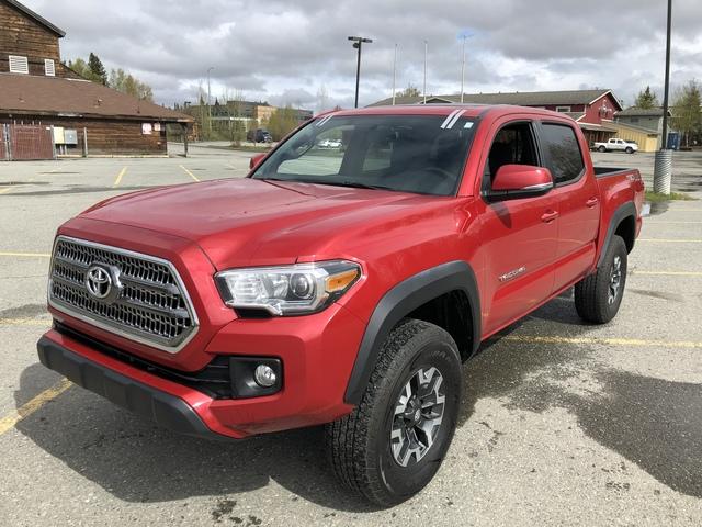 2017 Toyota Tacoma U66699-1