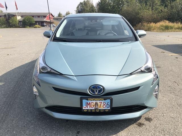 2016 Toyota Prius (U66886-1)