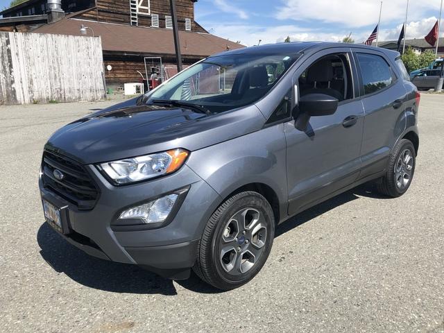 2018 Ford EcoSport (U67000-1)
