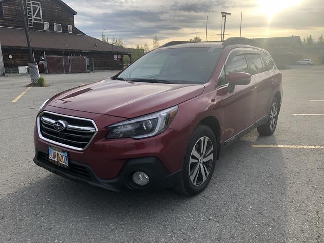 2018 Subaru Outback U67052-1