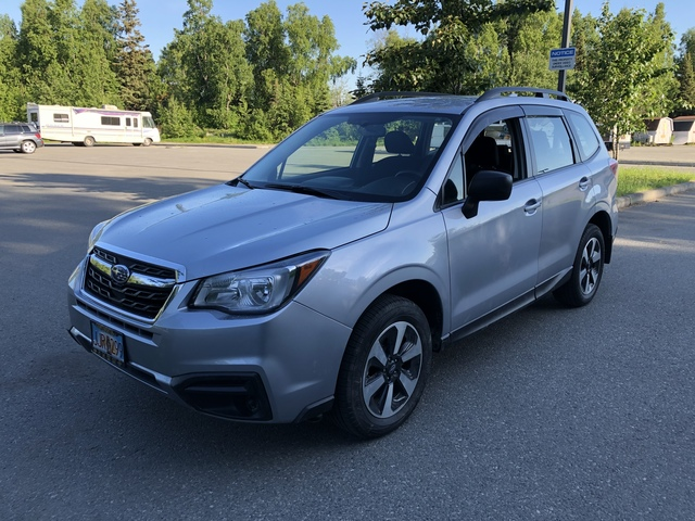 2018 Subaru Forester U67091-1