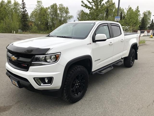 2017 Chevrolet Colorado U67106-1