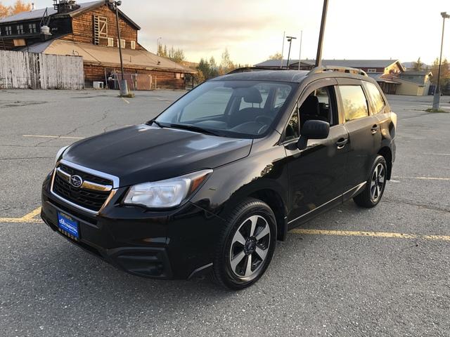 2017 Subaru Forester U67270-1