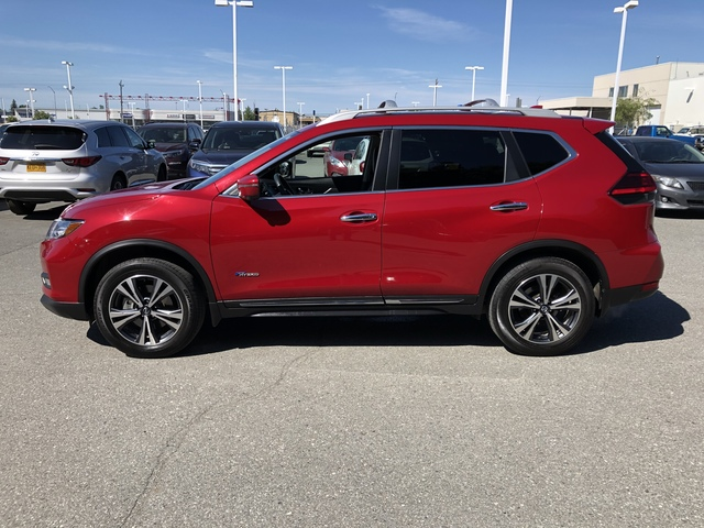 2017 Nissan Rogue (U67795-1)
