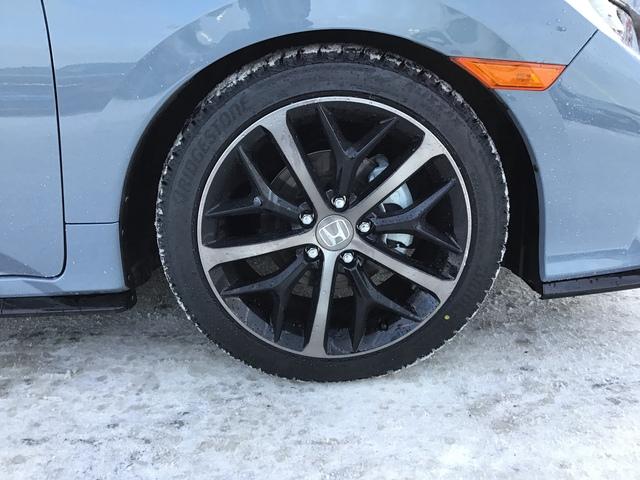 2020 Honda Civic Hatchback (U69214-1)