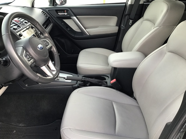 2018 Subaru Forester (U69657-1)