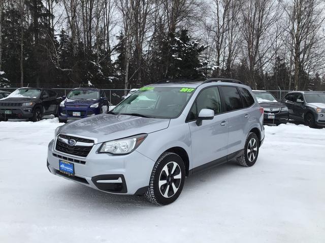2017 Subaru Forester U69669-1