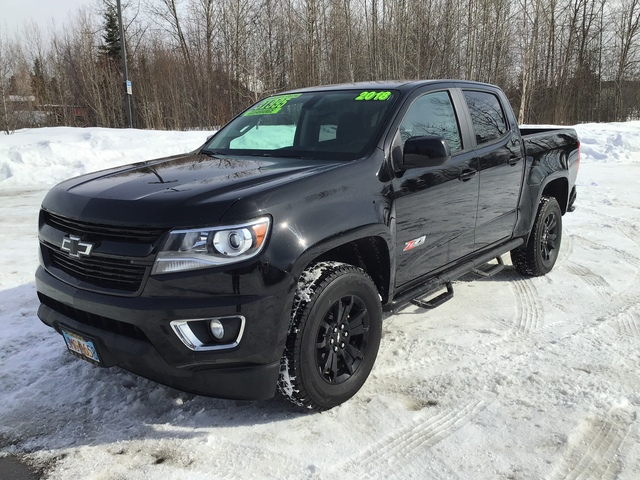 2018 Chevrolet Colorado (U69823-1)