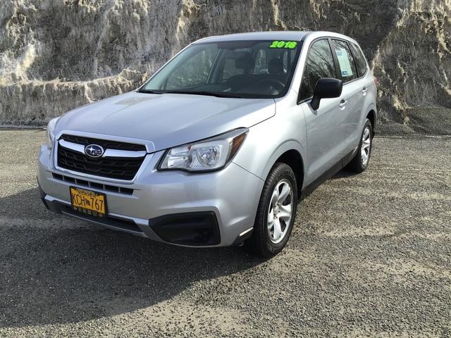 2018 Subaru Forester U69836-1