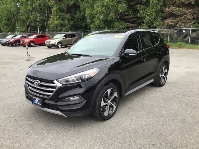 2017 Hyundai Tucson (U70097-1)