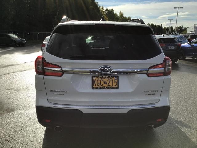 2021 Subaru Ascent (U70513-1)